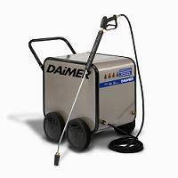 Electric Pressure Washers  produce flow rates of 7.6 lpm.