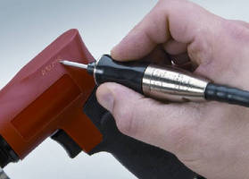 Engraving and Deburring Tool is air powered.