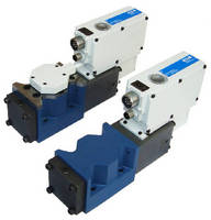 Proportional Valves offer integrated programmable control.