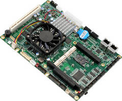Single Board Computer withstands rugged environments.