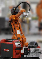 Robotic Welding Package suits small to medium operations.