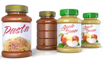 Wide Mouth PET Jar meets hot fill food packaging needs.