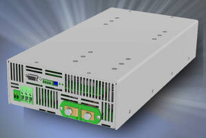 Pure Sine Wave DC/AC Inverters provide up to 3,000 VA.