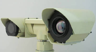 Un-Cooled Thermal Camera features continuous optical zoom.