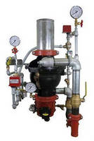 6 in. Dry Pipe Valve targets fire protection systems.