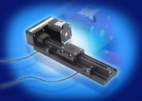Linear Rail Systems feature 180� folded-over motorized design.