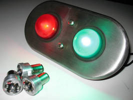 High-Intensity LED Lamp replaces incandescents on rail cars.