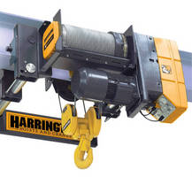 Electric Wire Rope Hoists minimize maintenance concerns.