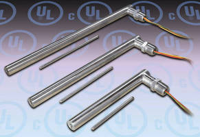 LVDT Linear Position Sensor operates in hazardous locations.