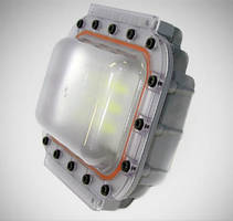 LED Area Light replaces up to 250 W HID units.