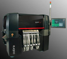 SMD Pick-and-Place Machine can pick 4 components at once.