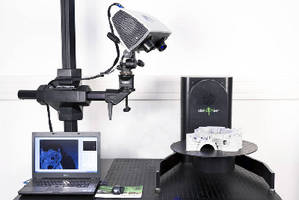 Optical Measurement System features 5 MP sensor.