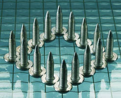 Triangular Screws are designed for sheet metal joining.