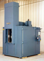 Gas-Fired Rotary Hearth Oven is rated to 500F.