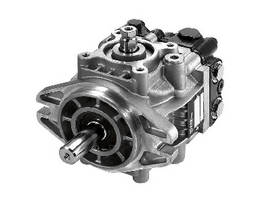Direct Displacement Control Pump provides 20 cm� displacement.