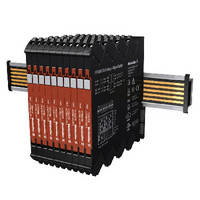 Signal Conditioners operate in normal and hazardous areas.