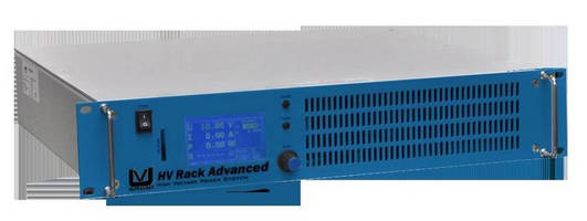 High Voltage Rack Mount Power Supplies deliver up to 90 kW.