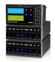 Real-Time Oscilloscope features 36 GHz SiGe chipset.
