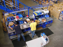 Modular Shipping Workstation offers configuration flexibility.