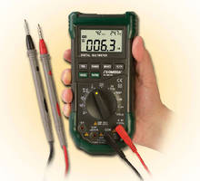 Autorange Digital Multimeter features 5-in-1 design.