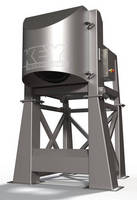 Automatic Dryer removes surface water from produce.