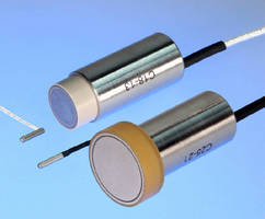 Capacitive Displacement Probes come in 3, 18, and 25 mm sizes.