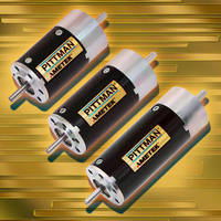 DC Servo Motors combine compact design, high performance.