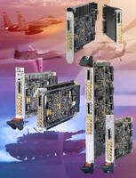 SDR Module suits UAV, radar, and communications applications.