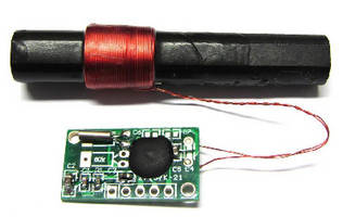 Signal Receiver Module provides time code reception.