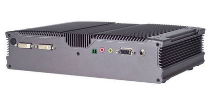 Fanless Industrial Computer  features Intel Core i5/i7.