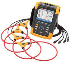 Three-Phase Power Quality/Energy Analyzers help manage power.
