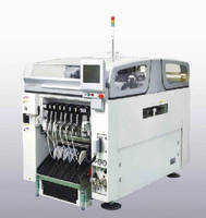 Modular Mounter features reconfigurable design.