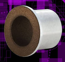 Flanged Sleeve Bearings are designed to be maintenance-free.