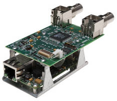 Video Transmitter brings analog camera support to GigE networks.