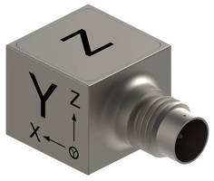 Miniature Triaxial Accelerometers  support modal analysis.