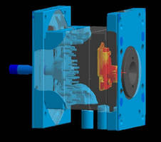 Simulation Software facilitates 3D injection molding.