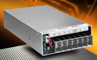 500 W Power Supplies comply with ErP Directive.