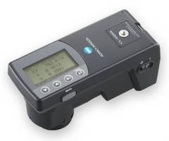 Illuminance Spectrophotometer measures LED/OLED emissions.