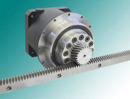 Rack and Pinion Drive Systems come in several configurations.