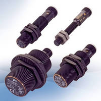 Long Range Inductive Proximity Sensors are weld field immune.