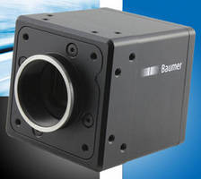 Dual GigE CMOS Cameras deliver quality images at high speeds.