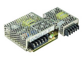 AC/DC Power Supplies target embedded systems.
