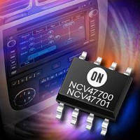 Low Dropout Regulator ICs target automotive applications.