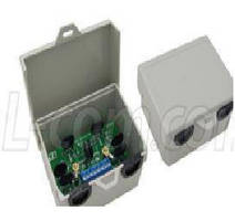 Ligntning and Surge Protectors are designed for AC/DC control lines.