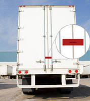 Tamper-Evident Seals protect trailer doors and cargo containers.