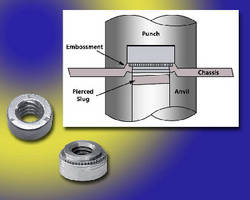 Specialized Tooling installs self-clinching nuts in 1 operation.