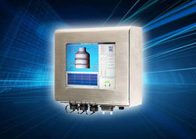 Waterproof Panel PCs are IP65 rated.