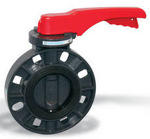 PVC Butterfly Valves offer alternative to cast iron valves.