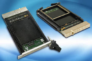 CompactPCI SBC targets ISR applications.