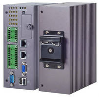 Fanless DIN-Rail Mounted IPC features isolated I/O.